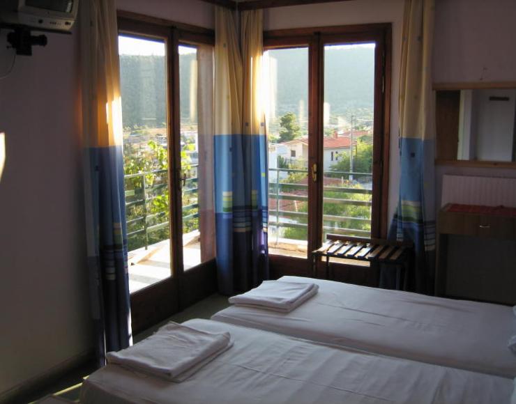 Hotel Arion – Βίλια